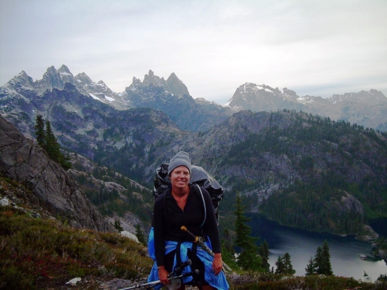 Sometimes the progression is literal, like hiking from Mexico to Canada on the PCT in 2006.