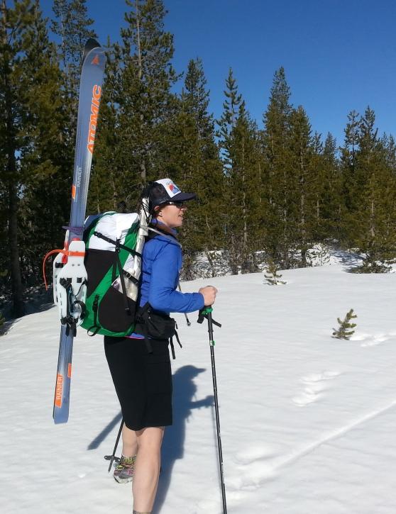 renee ski binding