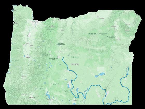 Oregon Desert Trail